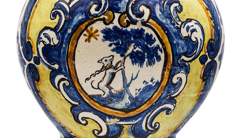 Ceramica italiana del corsiarte antiquaria moderna